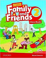 family and friends 2 students book 2nd edition photo