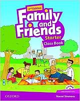 family and friends starter students book 2nd edition photo