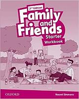 family and friends starter workbook 2nd edition photo