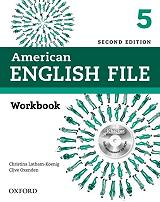 american english file 5 workbook ichecker 2nd ed photo
