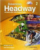american headway 2 students book cd 2nd ed photo