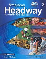 american headway 3 students book multi rom 2nd ed photo