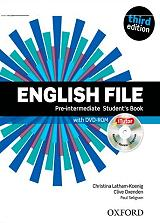 english file 3rd ed pre intermediate students book itutor photo