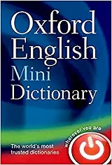 oxford english mini dictionary photo