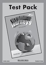 grammar journeys b2 test pack photo