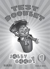 jolly good 1 test booklet photo