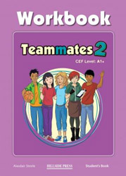 teammates 2 workbook photo