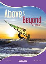 above and beyond b1 coursebook photo