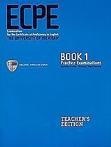 ecpe practice examinations 1teachers book 2013 updated photo