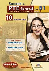 succeed in pte general b1 level 2 students book photo