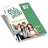 all you need b2 students book photo