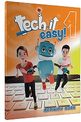 tech it easy 1 activity book photo