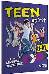 teen spirit a1 a2 grammar reading book photo