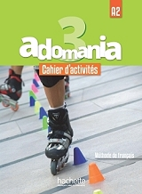 adomania 3 a2 cahier cd audio parcours digital photo