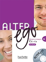 alter ego 5 c1 c2 methode class cd mp3 photo