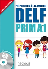 delf prim a1 audio cd photo