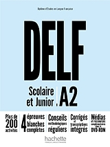 delf scolaire junior a2 methode dvd rom photo