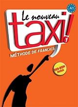 le nouveau taxi 1 a1 methode dvd rom photo