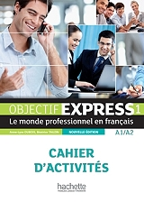 objectif express 1 a1 a2 cahier ne photo
