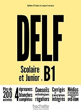 delf scolaire et junior b1 methode photo