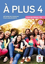a plus 4 methode audio cd photo