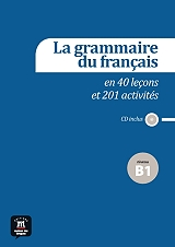 la grammaire du francais b1 photo