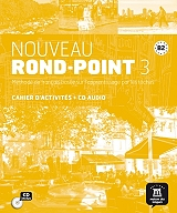 nouveau rond point 3 b2 cahier cd photo