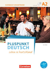 pluspunkt deutsch a2 kursbuch dvd photo