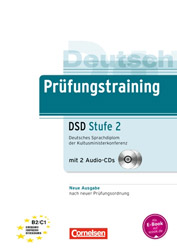 pruefungstraining dsd 2 2 cd photo