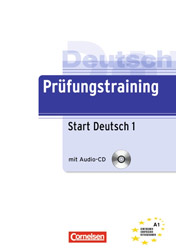 pruefungstraining start deutsch 1 audio cd photo