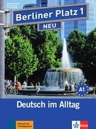 berliner platz 1 kursbuch arbeitsbuch audio cds neu photo