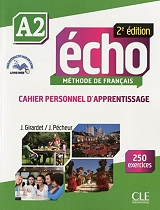 echo a2 cahier livre web 2nd ed photo