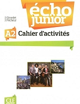 echo junior a2 cahier photo