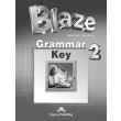 blaze 2 grammar book key photo