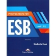 practice tests for esb level 1 b2 students book photo