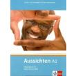 aussichten a2 arbeitsbuch cd dvd biblio askiseon photo