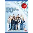 preparation and practice tests for the toeic test photo