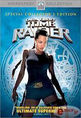 tomb raider dvd photo
