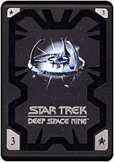 star trek deep space nine season 3 7 disc box set dvd photo