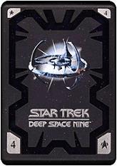 star trek deep space nine season 4 7 disc box set dvd photo