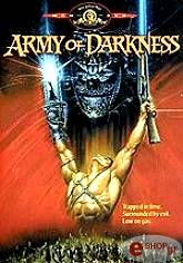 army of darkness dvd photo