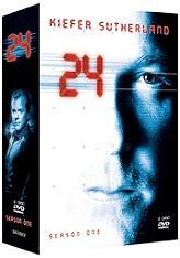 24 season 1 6 disc box set dvd photo