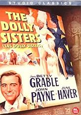 dolly sisters dvd photo