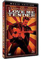 love me tender music edition dvd photo