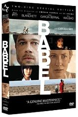 babel 2 disk special edition dvd photo