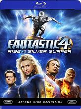 fantastic four rise of the silver surfer blu ray photo