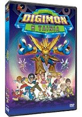 digimon i tainia dvd photo