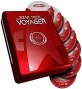 star trek voyager season 6 7 disc box set dvd photo