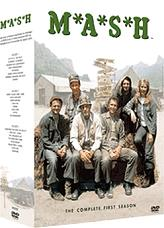 mash the complete season 1 box set 3 dvd photo