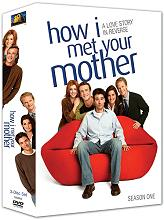 how i met your mother season 1 3 dvd photo